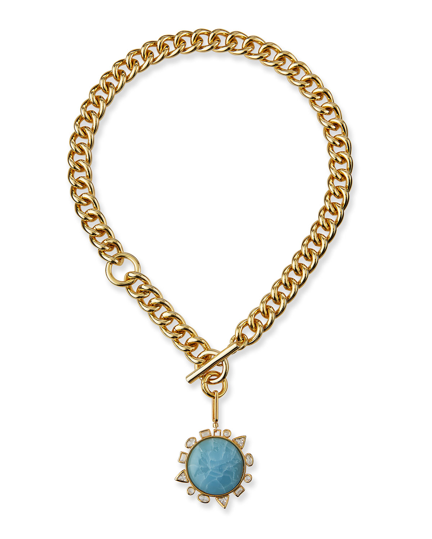 Odyssey Toggle Necklace