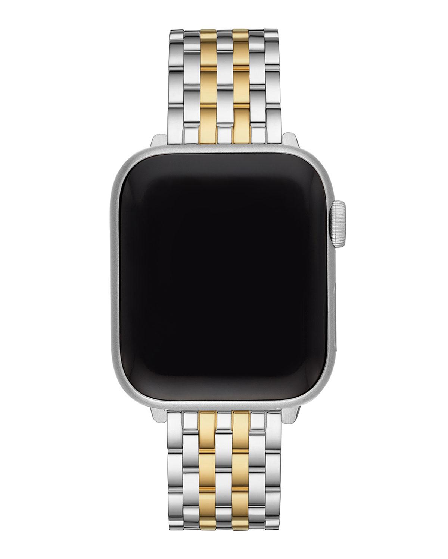 38mm 7-Link Stainless Steel Bracelet for Apple Watch