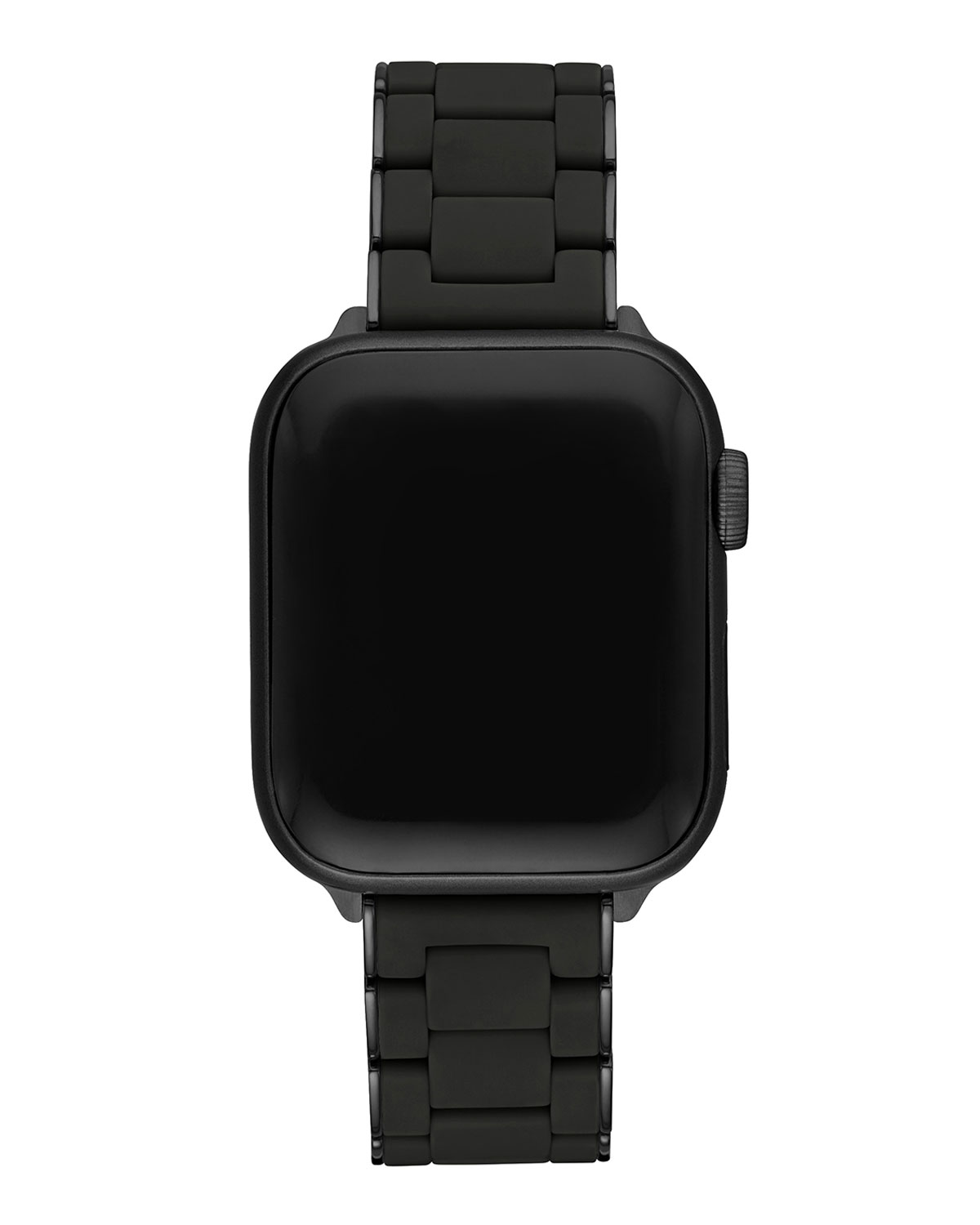 38/40mm Silicone-Wrapped Bracelet Band for Apple Watch
