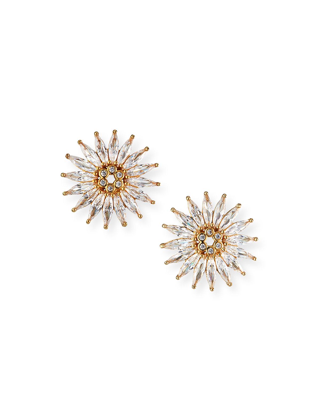 Mignonne Gavigan Earrings MADELINE CRYSTAL STUD EARRINGS
