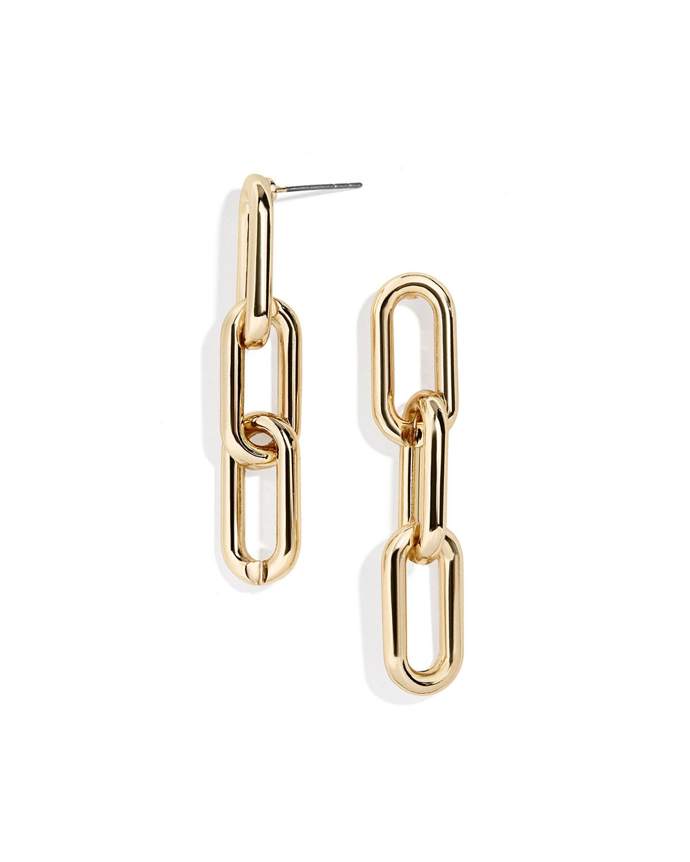 Hera Link Drop Earrings
