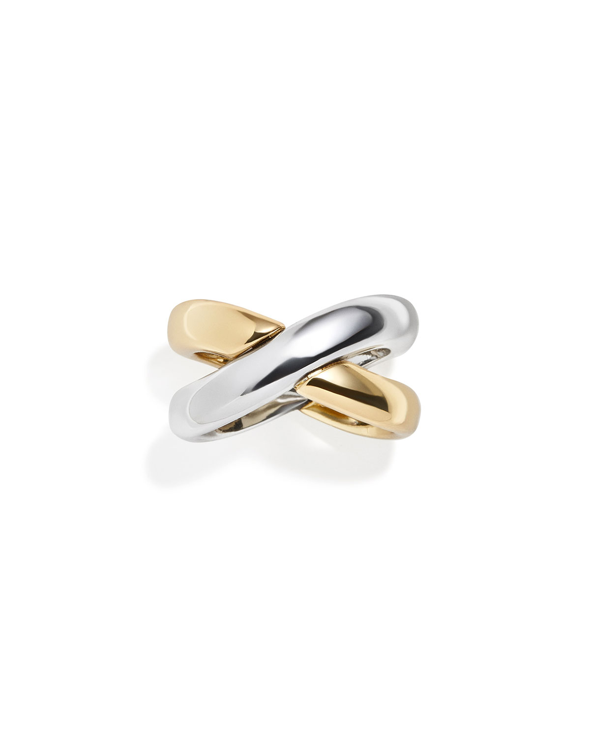 Two-Tone X Ring