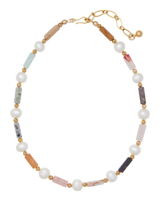 Sierra Beaded Necklace