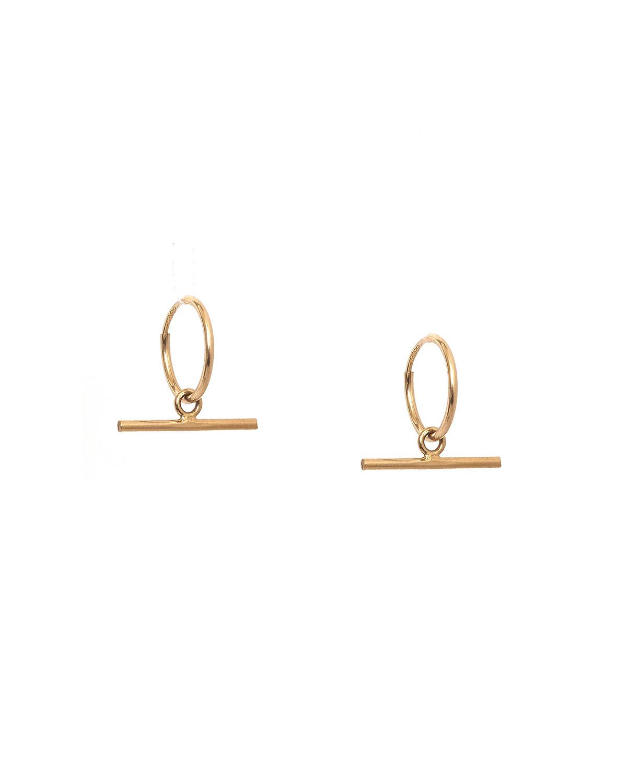 Arkis Hoop Earrings