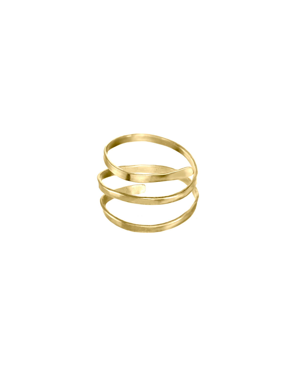 Abby Coil Ring