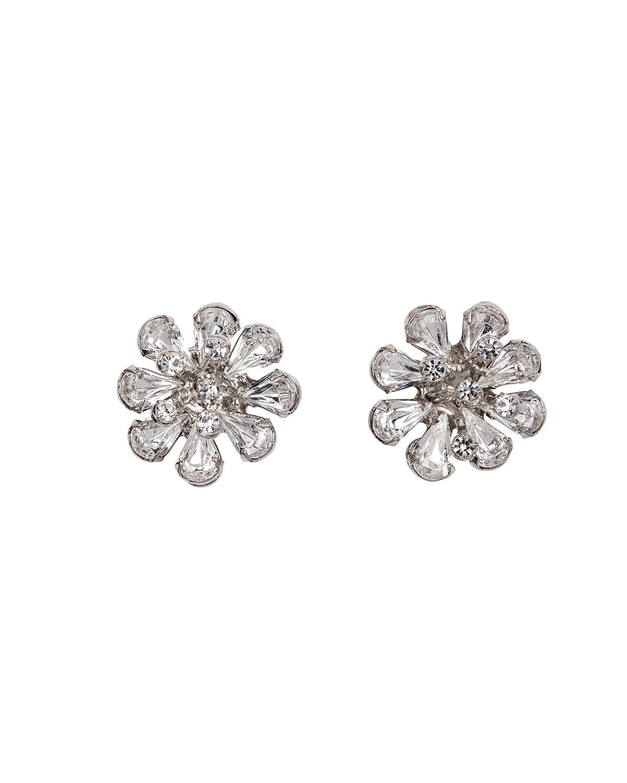 Camellia Stud Earrings