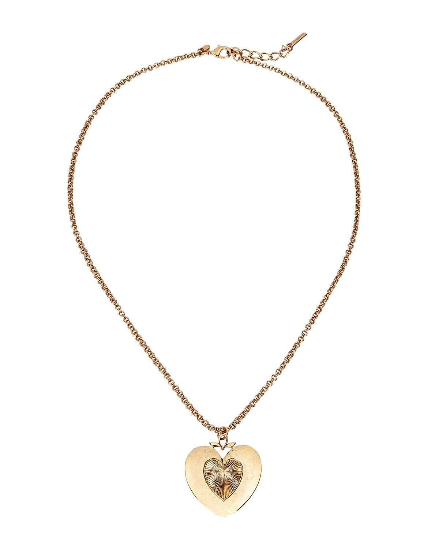 Amada Heart Necklace
