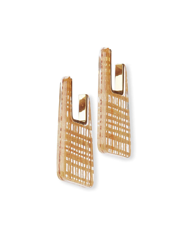 Melina Link Earrings