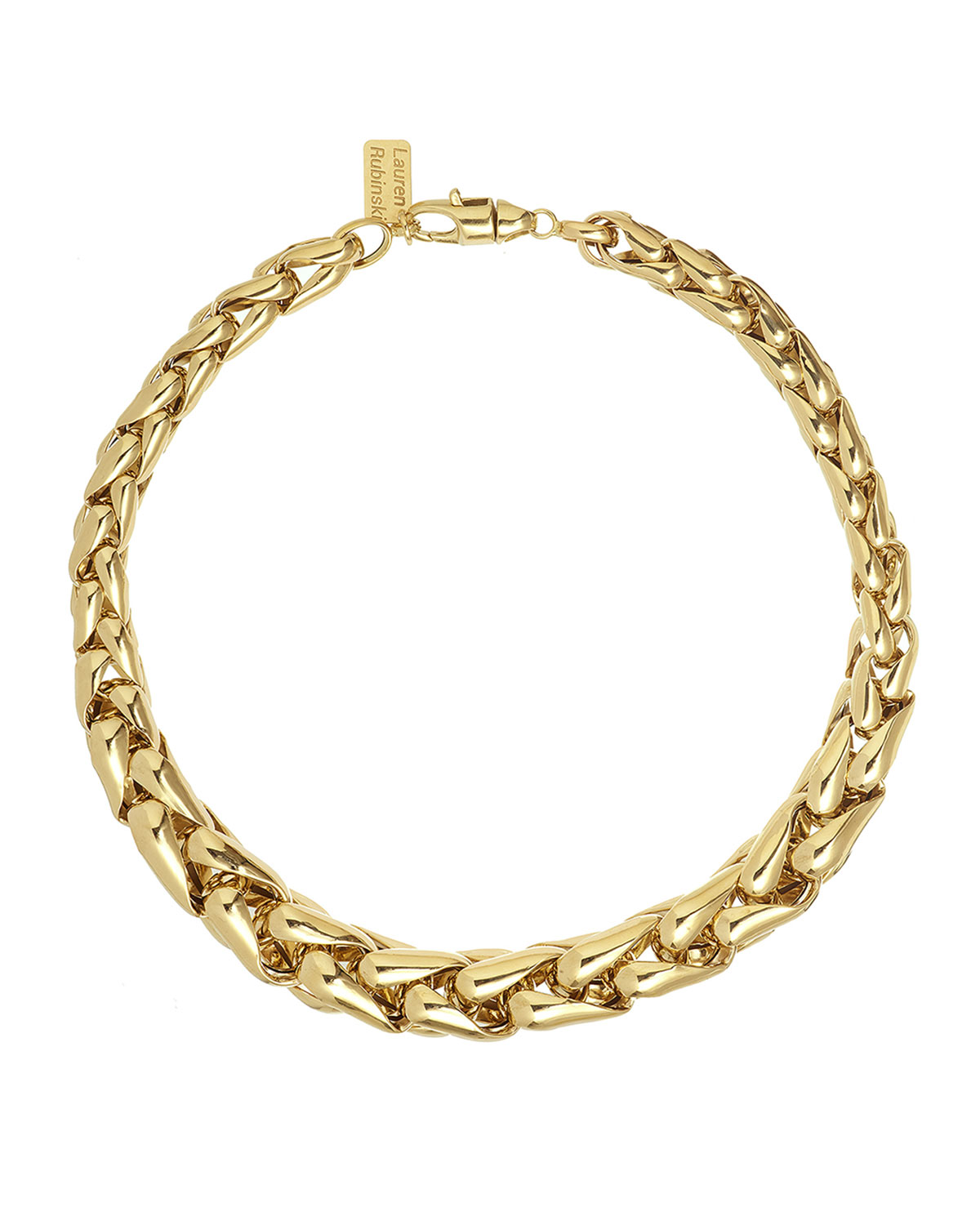 14k Graduating Small Chain Necklace