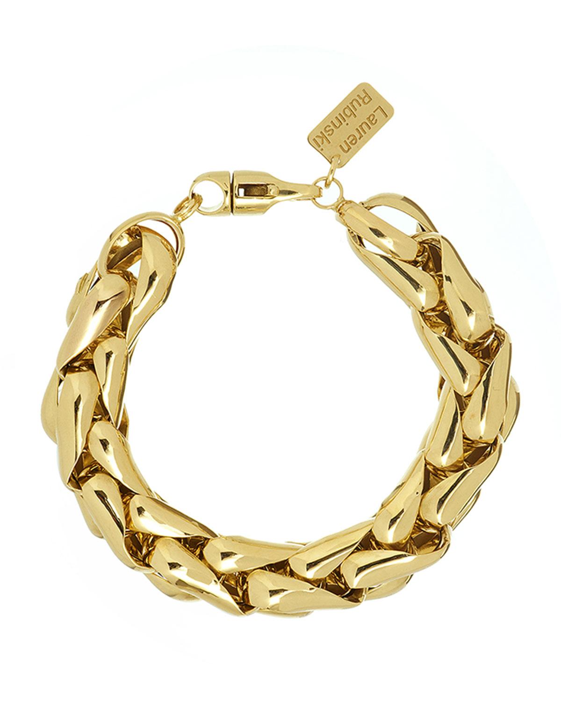 14k Medium Chain Bracelet