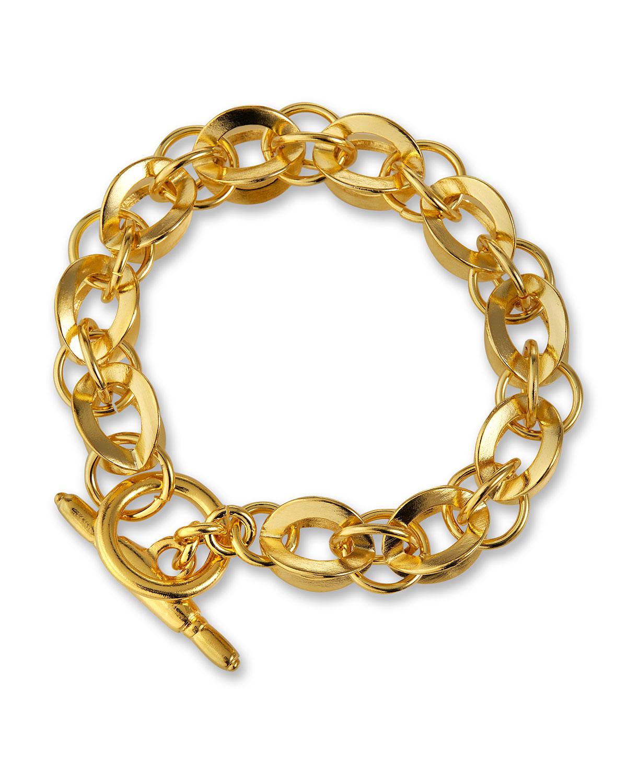 Multi-Circle Link Bracelet