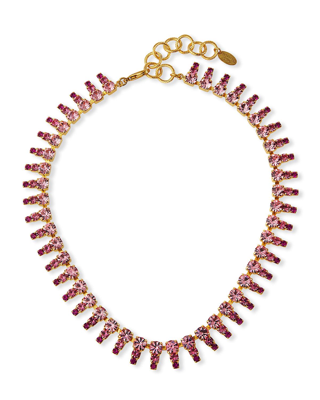 Izara Crystal Necklace