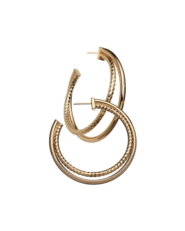 Sherona Hoop Earrings