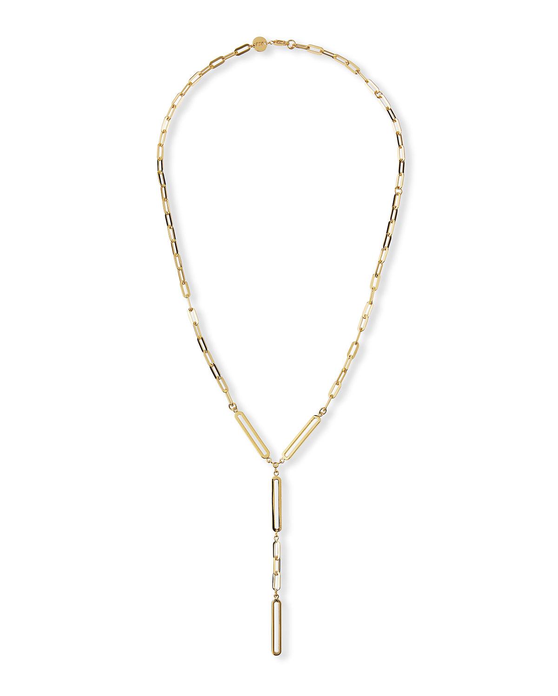 Flora Lariat Necklace