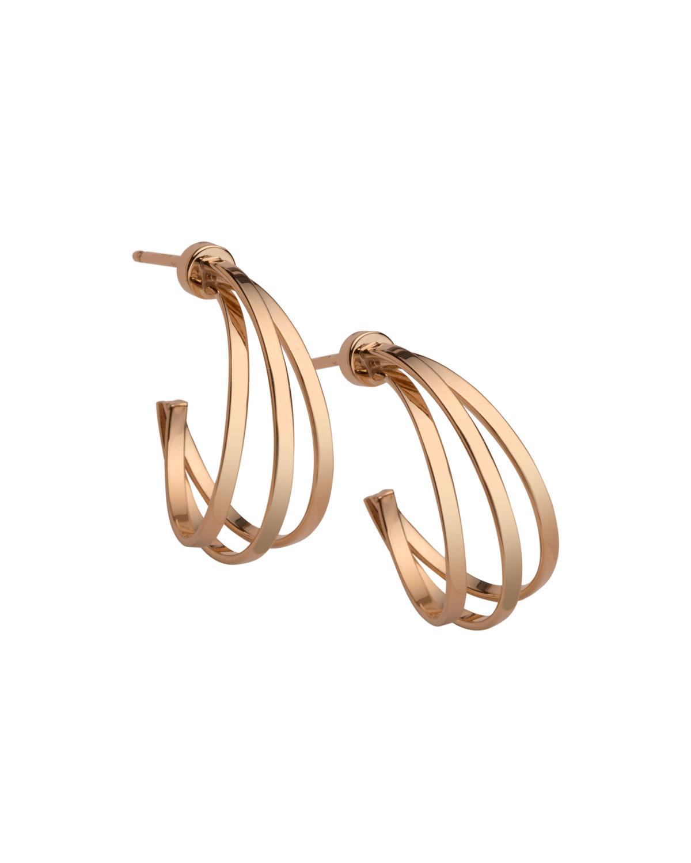 Raya Hoop Earrings