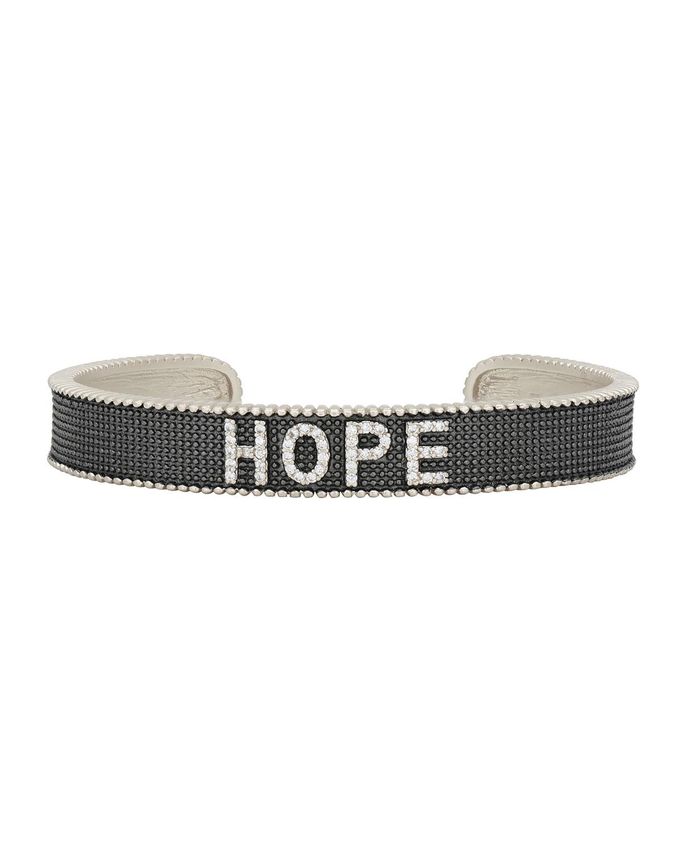 Hope Cuff Bracelet