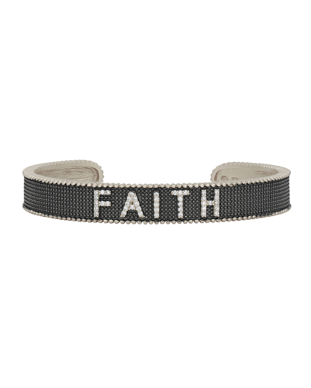Faith Cuff Bracelet