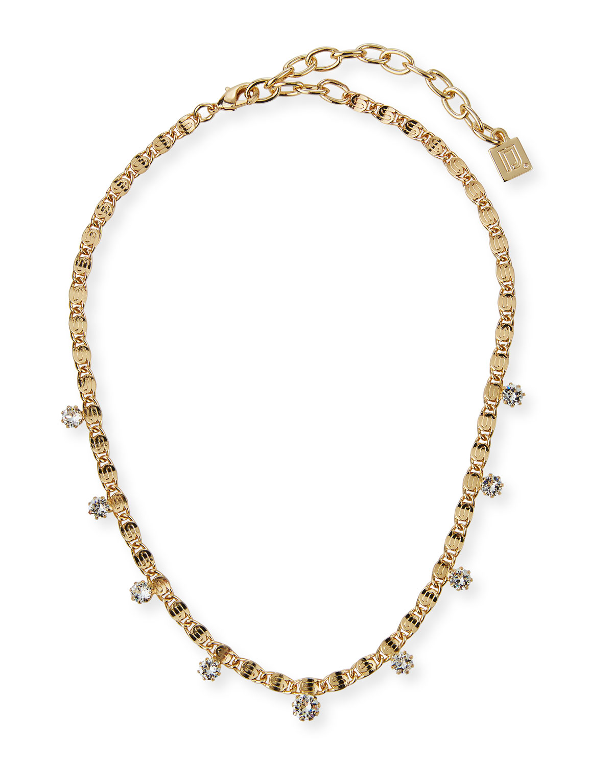 Audra Crystal Necklace