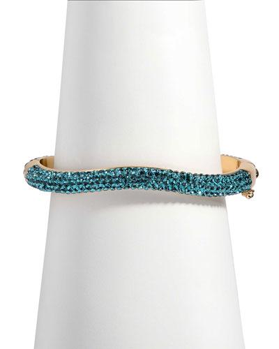Horn Bangle Bracelets  Natural White rainbow horn Bangle 12 stone Bangle Gold plated over brass Designer Gemstone Bangle Gift for women