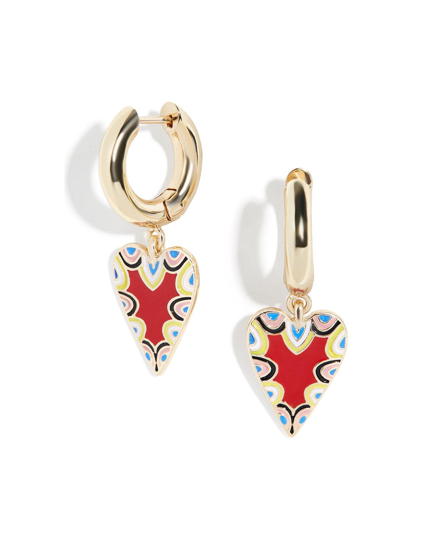 Baublebar Earrings VIDA HUGGIE DROP EARRINGS