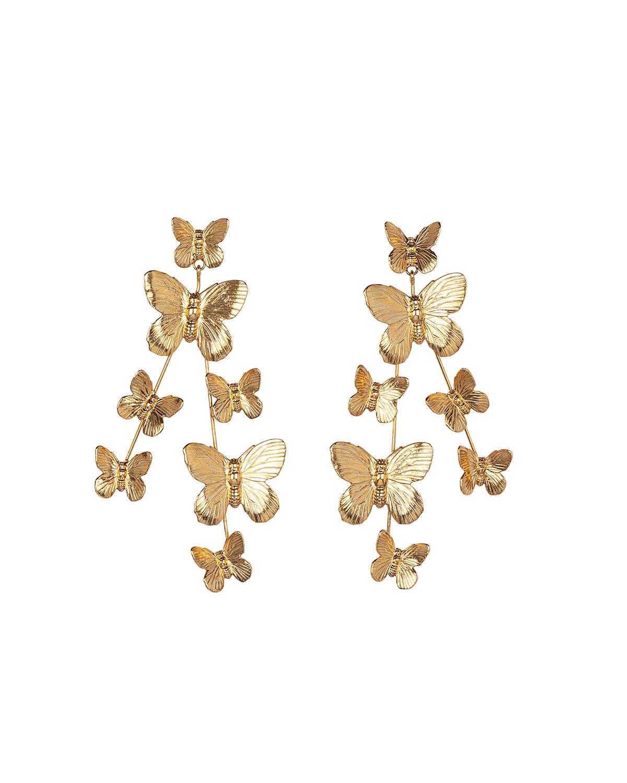 Monarch Chandelier Earrings