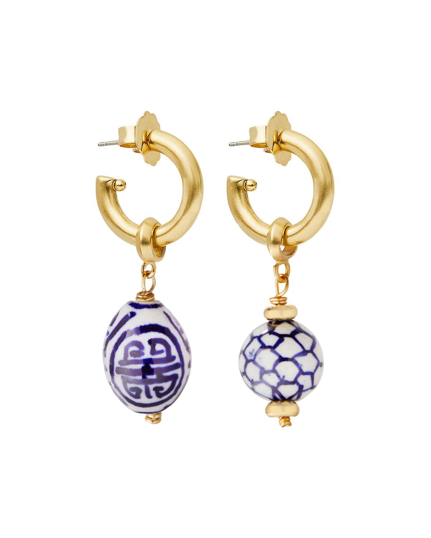 Kimball Hoop Earrings