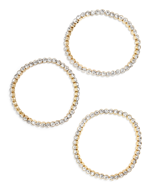 Aniani Round Gemstone Bracelets