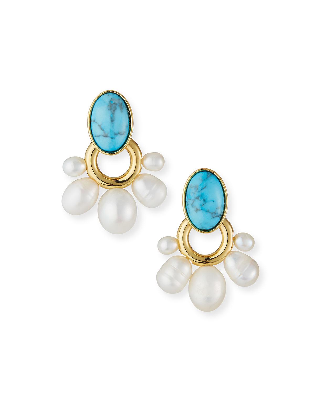 Adelaide Pearl Drop Earrings