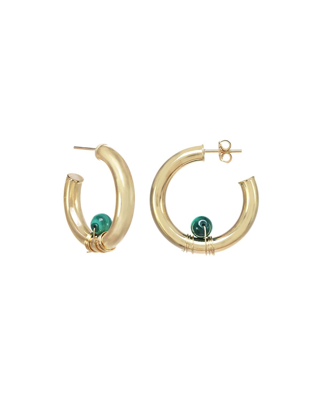 Paula Hoop Earrings