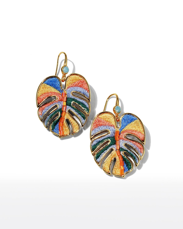 Mini Palmer Dangle Earrings