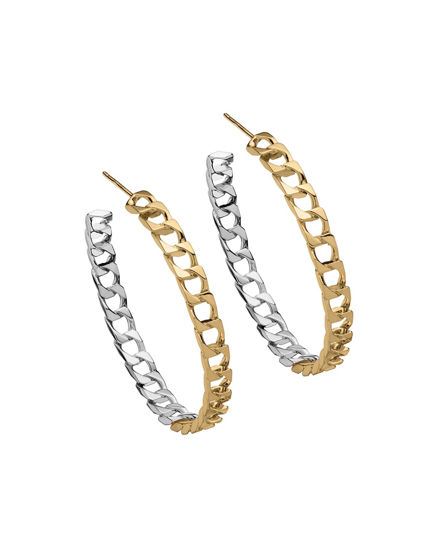 Billie 2 Hoop Earrings