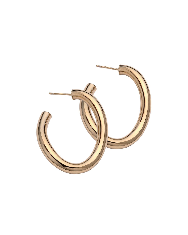Edna Hoop Earrings