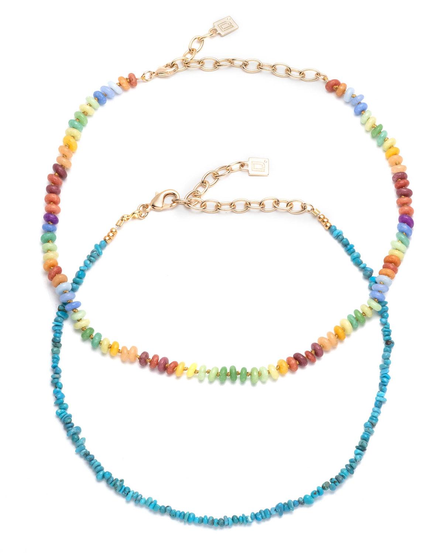Rockaway 2-Piece Beaded Necklaces