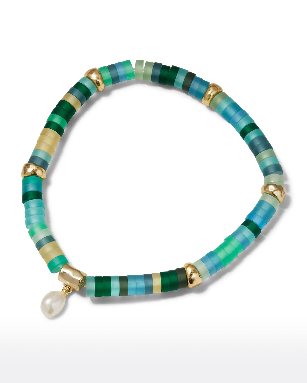 Lila Stretch Bracelet