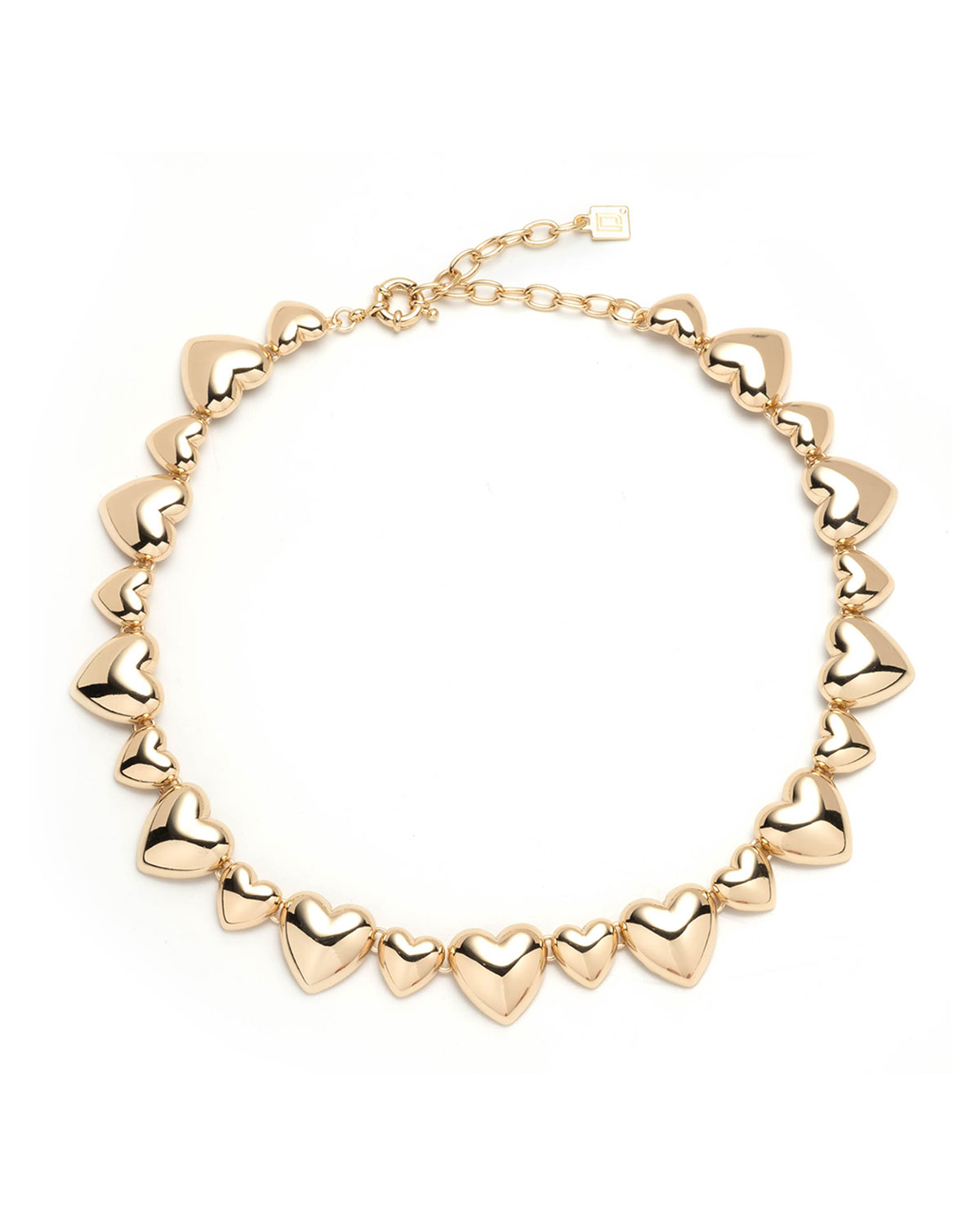 Abbey Heart Necklace