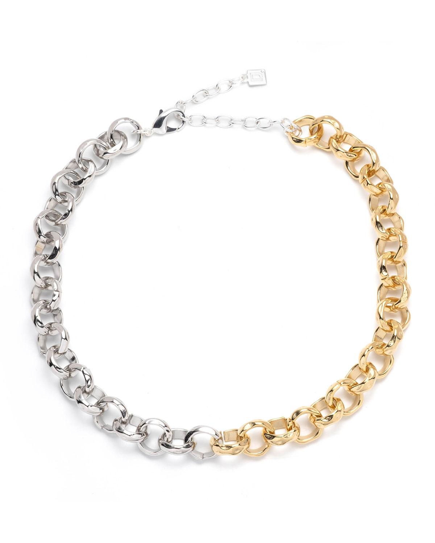 La Rambla Two-Tone Necklace