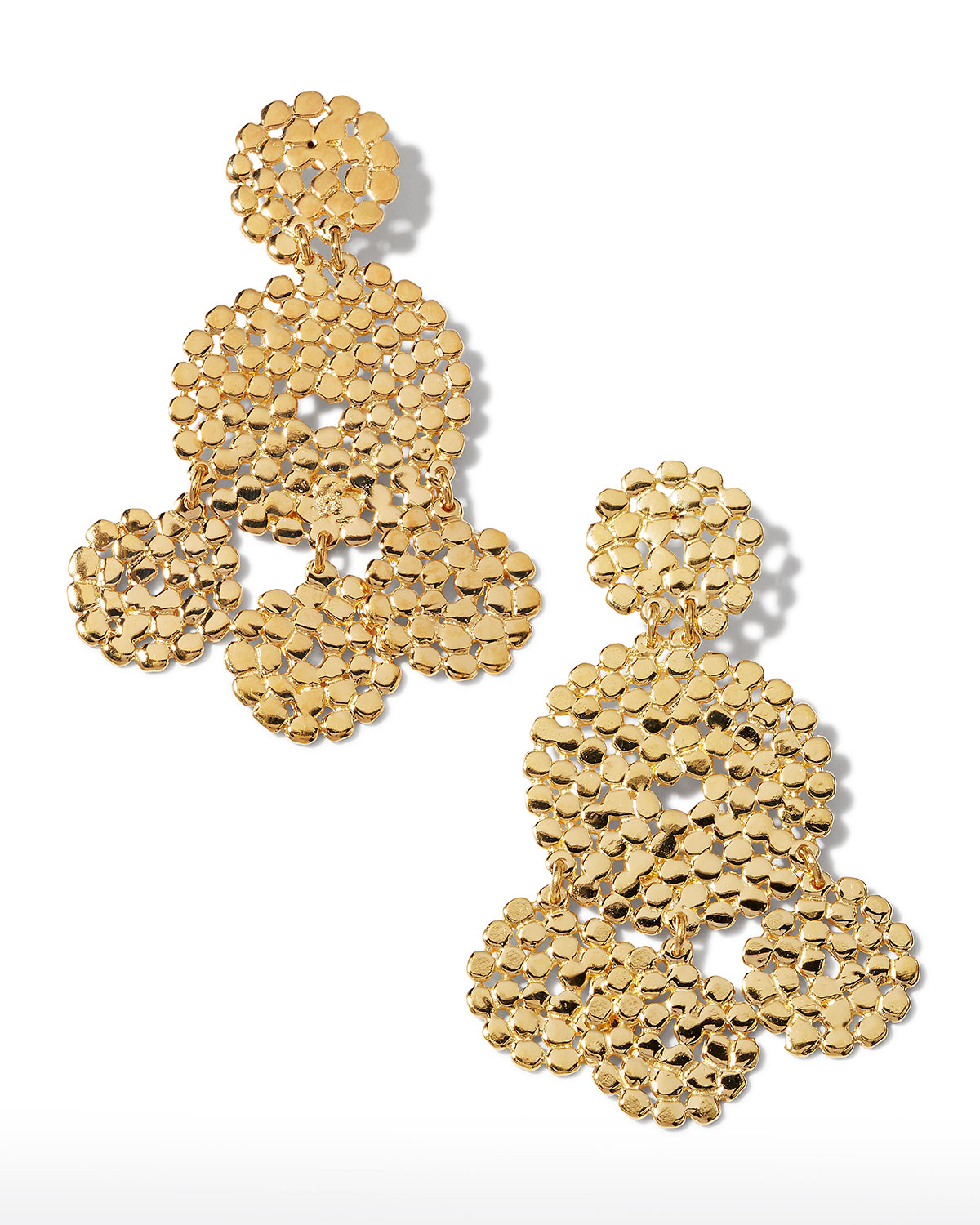 Lucky Small Sequin Earrings