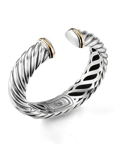 Waverly Bracelet with Gold