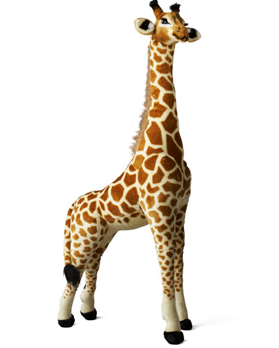 Giant Stuffed Giraffe
