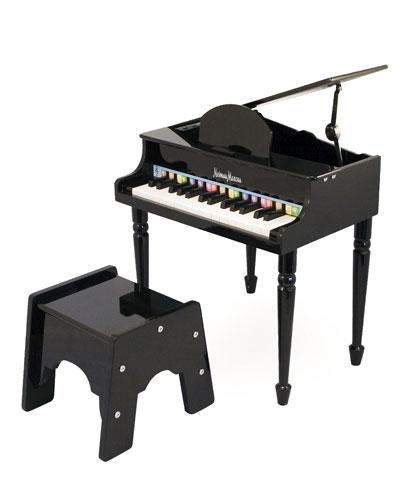 Tinker Play Piano Black