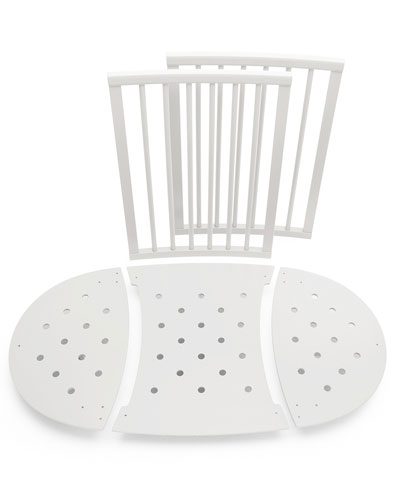 Sleepi Bed Extensions, White