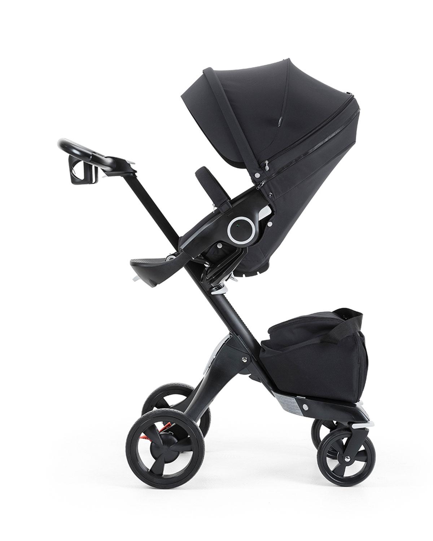 Xploryreg Stroller w Parasol True Black