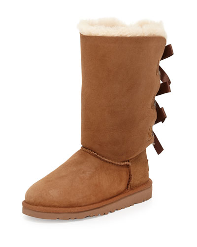 Bailey Tall Boot with Bow, Youth