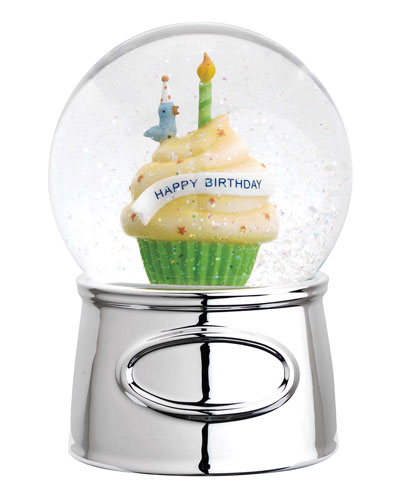 Happy Birthday Waterglobe