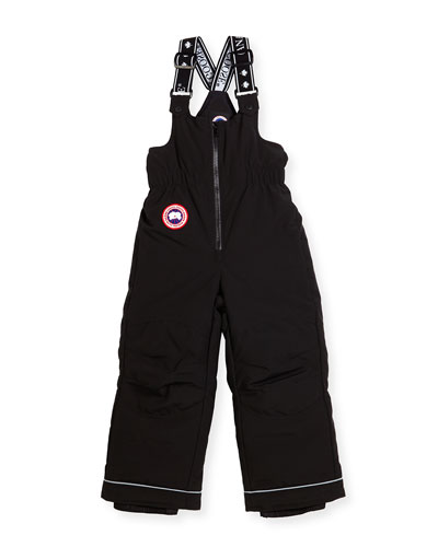 Thunder Waterproof Winter Pants, Black, Kids' Size XS-XL