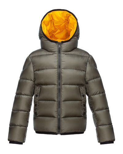 9aeadbe1cc6 Quick Look. Moncler · Serge Hooded Puffer Coat ...