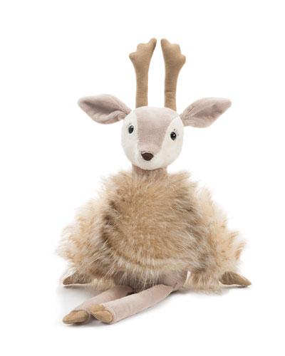 Medium Roxie Reindeer Stuffed Animal