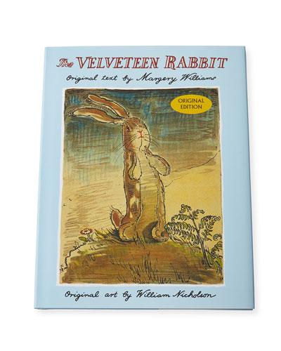 The Velveteen Rabbit Hardcover Book