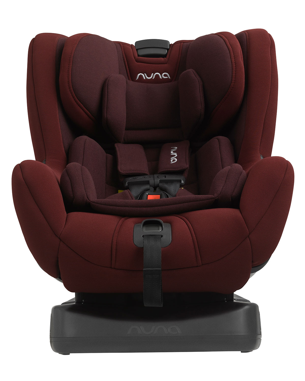 Nuna Rava® Simply® Secure Car Seat, Red