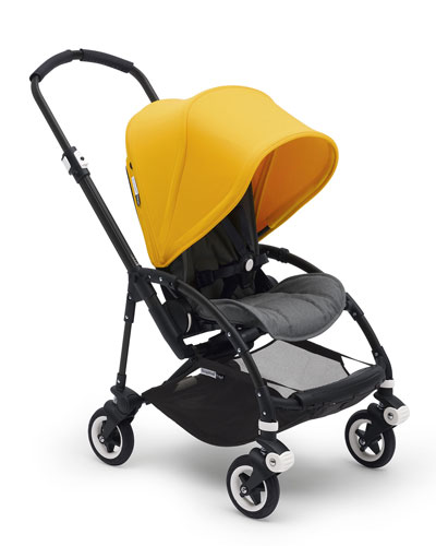 Bee8309 Complete Stroller YellowGray